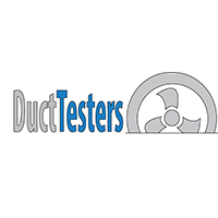 Duct testers logo