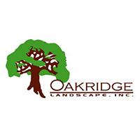 Oakridge landscape logo